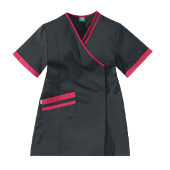 Medical scrubs and coats
