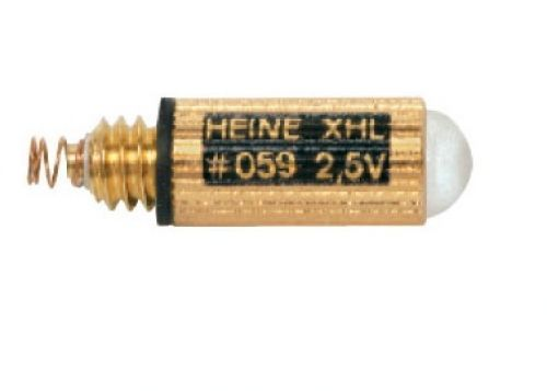 HEINE XHL® 2.5v Halogen bulb 059
