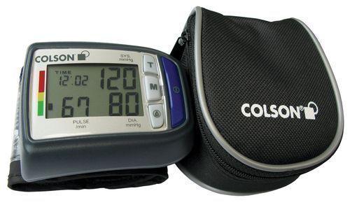 Colson C3 Wrist blood pressure monitor