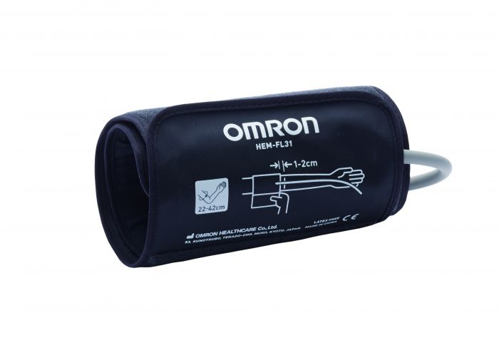 Omron comfort cuff for arm blood pressure monitor