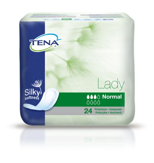 TENA Lady Normal Pack of 24