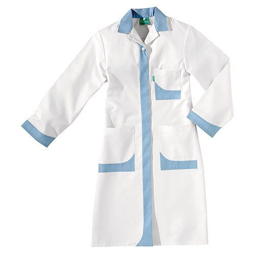 Women's long sleeves LEN lab coat