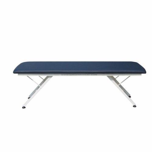 Stationary osteopathy massage table