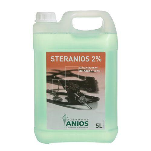 Instrument disinfectant Steranios 2%