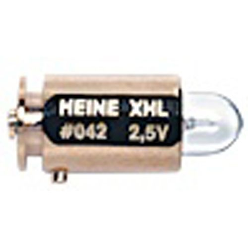 Bulb 2.5V Heine XHL Xenon Halogen 042