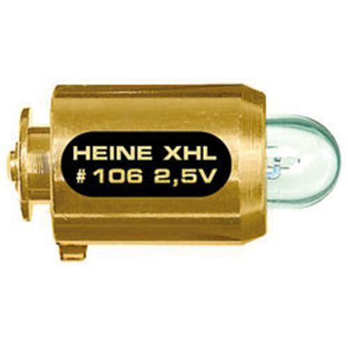Bulb 2.5V Heine XHL Xenon Halogen 106
