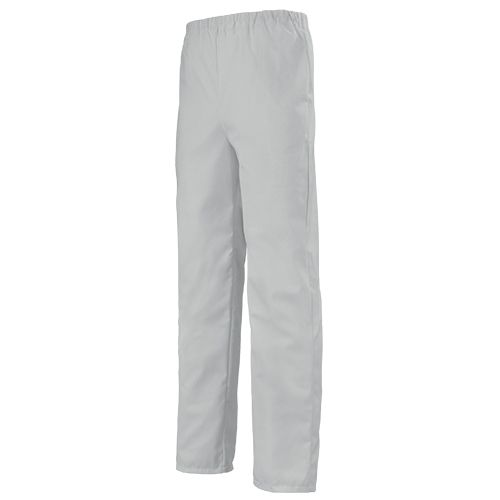 Unisex white trousers, LUC