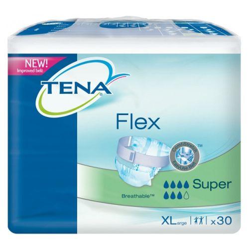 TENA Flex Super Extra-Large Pack 30