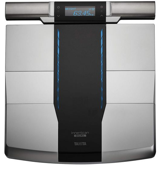 Body composition analyzer by connected segmentation Tanita RD 545