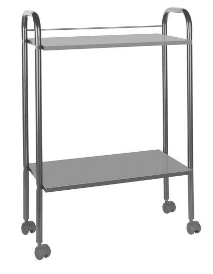Ecopostural 2-shelves-trolley Ecopostural A4484