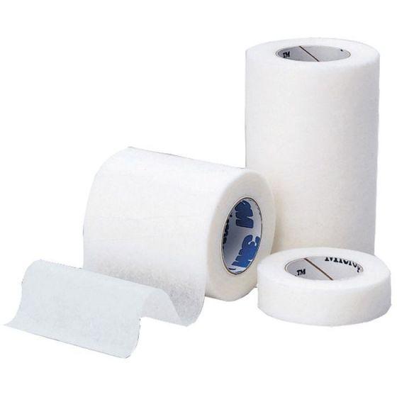 1 Box of microporous plasters, non-woven hypoallergenic 3M Micropore