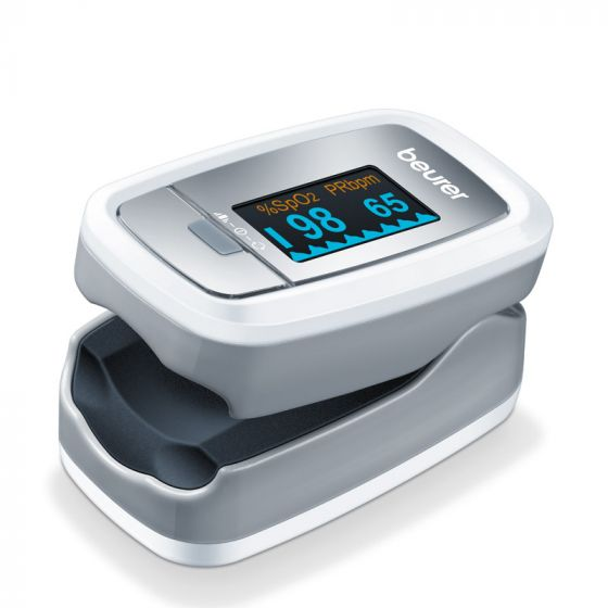 Beurer PO30 Pulse Blood Oxygen Monitor.
