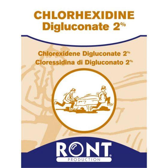 Disinfecting toweletteChlorhexidine Digluconate 2% Ront 24058