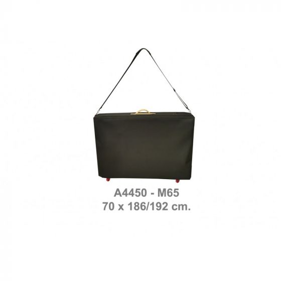 Ecopostural carrying case with wheels A4450F/G