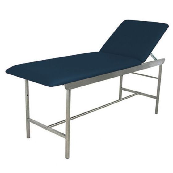 Examination table - stainless - Holtex standard
