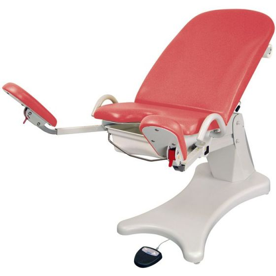 Gynecological table Electric Promotal Elansa with footrests