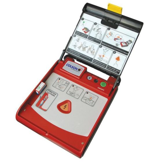 Automated cardiac defibrillator Def-I Colson