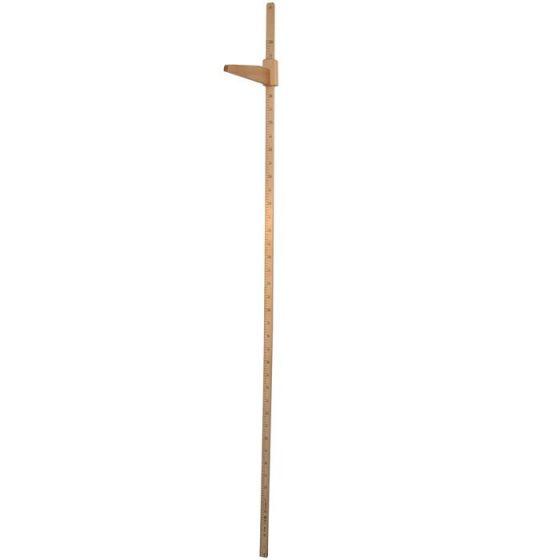 Wooden height rod Holtex