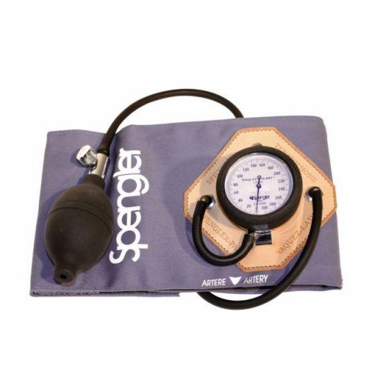Aneroid sphygmomanometer / cuff-mounted VAQUEZ-LAUBRY Classic Spengler