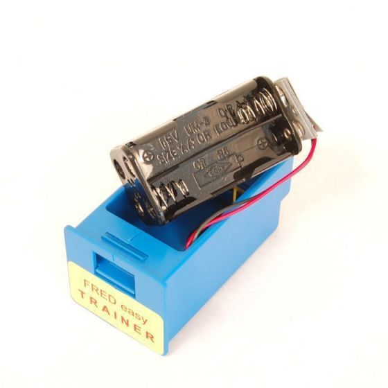 Casing 4 Easy T2 batteries (without batteries) Schiller