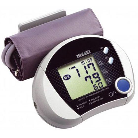 Nissei DS-1873 Upper Arm Blood Pressure Monitor