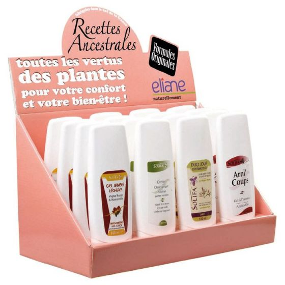 Body care display, Holtex