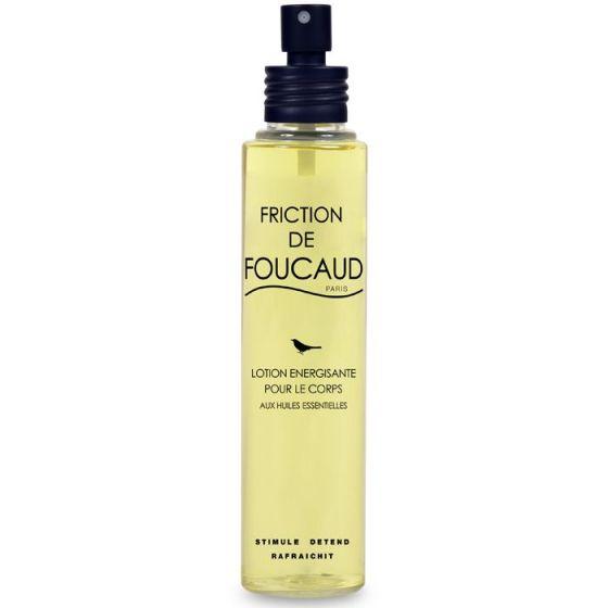 FRICTION FOUCAUD Energizing Lotion Body Glass Bottle 250 ml