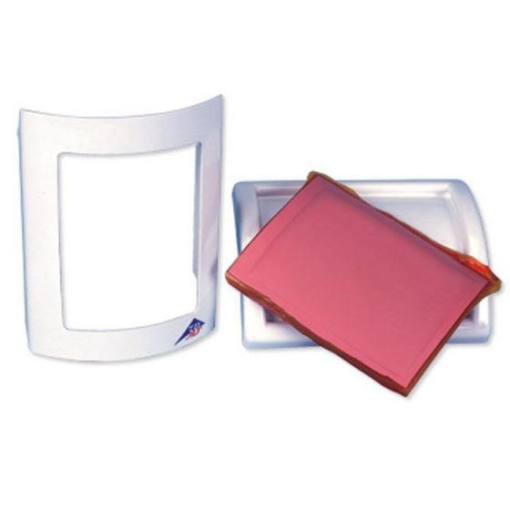 Double sided skin pad W19310