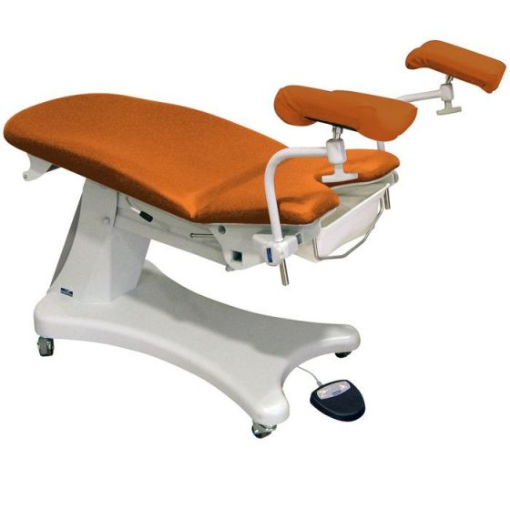 Gynecological Table Electric Promotal Elansa with Goeppels