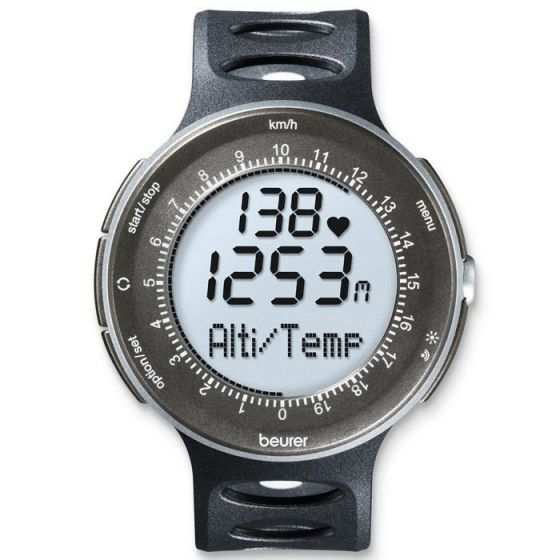 Heart rate monitor with altitude measurement Beurer PM 90