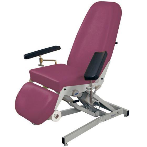 Blood sampling chair Beaumond Promotal anatomical saddles 70132