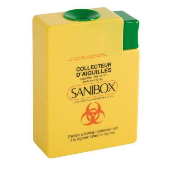 needles Reclaimers - Sanibox