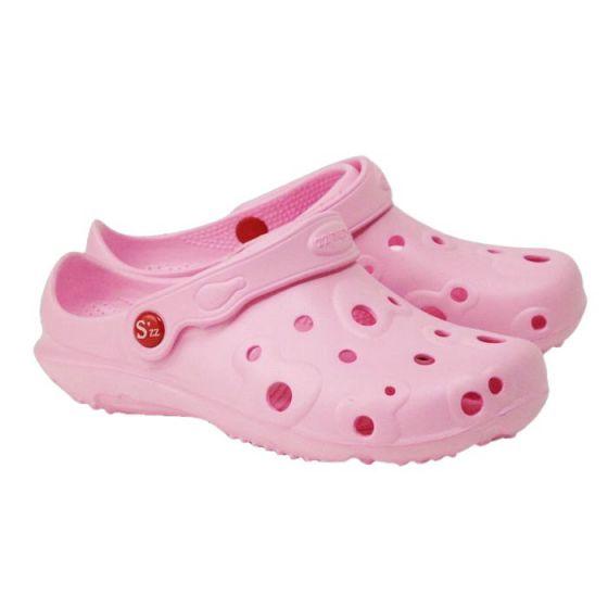 Light pink  women's Globule clogs