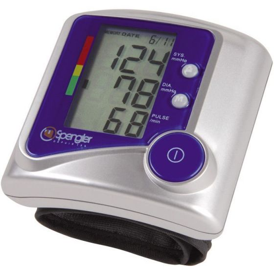 Spengler TP202 wrist blood pressure monitor