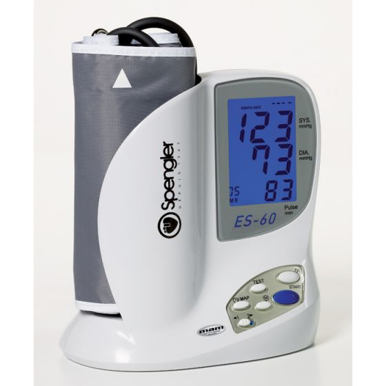 Digital sphygmomanometer / automatic / arm Professionnel Spengler ES-60