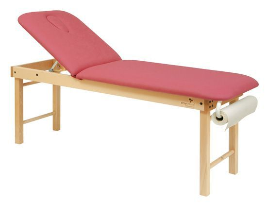 Ecopostural wooden massage table C3122
